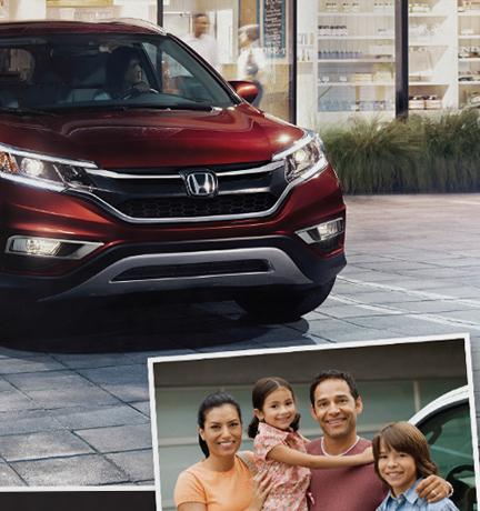 Family Honda